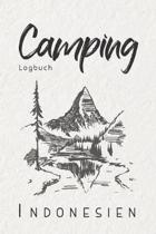 Camping Logbuch Indonesien