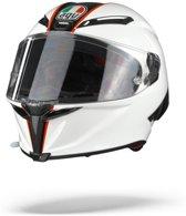 AGV PISTA GP RR SCUDERIA CARBON WHITE RED FULL FACE HELMET XL
