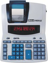 Ibico 1491X Print - Bureaurekenmachine