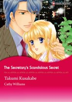 THE SECRETARY'S SCANDALOUS SECRET (Harlequin Comics)