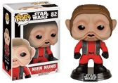 Merchandising STAR WARS 7 - Bobble Head POP N¡ 82 - Nien Nunb