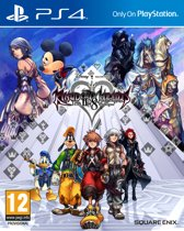 Cover van de game Kingdom Hearts HD 2.8 Final Chapter Prologue - PS4