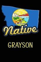 Montana Native Grayson