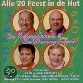 De Deurzakkers & De Havenzangers - Alle 20 Feest In De Hut