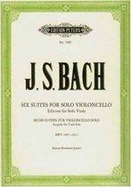6 Cello Suites Arr for Viola
