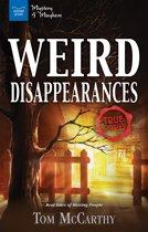 Weird Disappearances