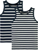 Name it Jongens Tanktop - DresBl - maat 92