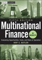 Multinational Finance, Fifth Edition