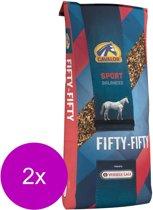 Cavalor Fifty/Fifty - Paardenvoer - 2 x 20 kg Sport