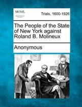 The People of the State of New York Against Roland B. Molineux