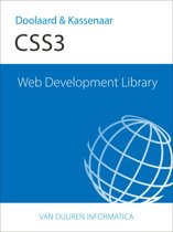 Web Development Library - CSS3
