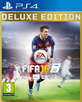 FIFA 16 - Deluxe Edition - PS4
