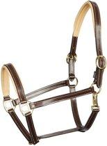 Harry's Horse Halster leder Elegance COB bruin