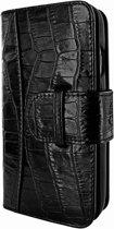 Piel Frama iPhone 7 Plus WalletMagnum Croco Black