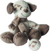 Nattou - muziekdoosje mini - Max de hond