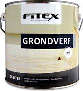 Fitex-Grondverf-Bentheimergeel G0.08.84-2,5 liter