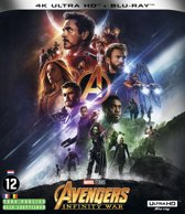 The Avengers: Infinity War (4K Ultra HD Blu-ray) (Import zonder NL)