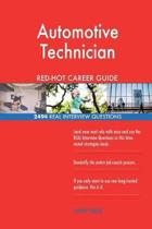 Automotive Technician Red-Hot Career Guide; 2494 Real Interview Questions