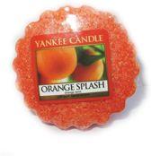 Yankee Candle Wax Melt Orange Splash (3 stuks)