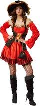 dressforfun 301781 Vrouwenkostuum Sexy Zeeroversbruid voor dames vrouwen L verkleedkleding kostuum halloween verkleden feestkleding carnavalskleding carnaval feestkledij partykleding