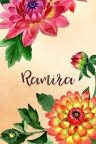 Ramira: Personalized Journal for Her (Su Diario)
