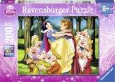 Ravensburger XXL puzzel Sneeuwwitje en haar prins 200 stukjes
