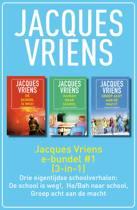 Jacques Vriens e-bundel #1 (3-in-1)