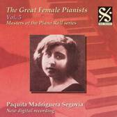 Great Female Pianists, Vol. 5