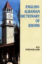 English-Albanian Dictionary of Idioms