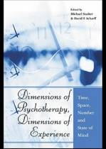 Dimensions of Psychotherapy, Dimensions of Experience