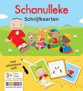 Schanulleke - Schrijfkaarten