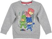 PJ-Masks-Sweatshirt-grijs-maat-110