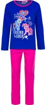 My Little Pony roze / blauwe pyjama maat 104 - 4 jaar