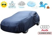 Autohoes Blauw Polyester Audi A1 2010-