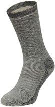 Boru Merino wollen sokken - Grijs - Maat 35-38