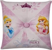 Disney Princess - Kussen - Roze