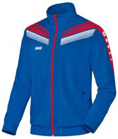 Jako Polyestervest Pro - Trainingsjas -  Heren - Maat XXXL - Royal Blauw;Rood