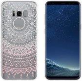 MP Case TPU case Mandala print voor Samsung Galaxy S8 Plus back cover