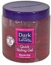 Dark and Lovely Quick Styling Gel Regular Hold 450 ml
