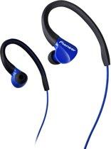 Pioneer SE-E3 Sports In-Ear - Blauw