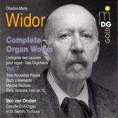 Widor: Complete Organ Works Vol 7 / Ben van Oosten