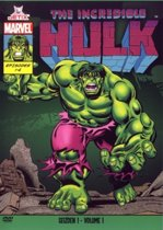 Incredible Hulk - Seizoen 1