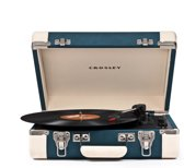 Crosley Executive Platenspeler Teal