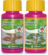 100ml Wilma Bonsai 1&2 pakket