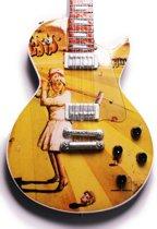 Miniatuur gitaar Genesis
