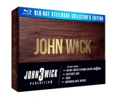 John Wick 3 (Blu-ray) (Steelbook) (Limited Edition)