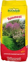 ECOstyle Tuinmest - 10 kg - algemene tuinmeststof voor 100 m2