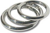 Manbound - Metal Cock Ring 3-pack - Penisring