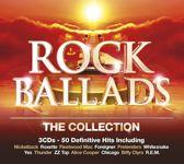 CD cover van Rock Ballads - The Collection van various artists