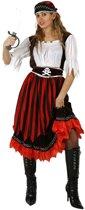 Piratenkostuum voor vrouwen - Verkleedkleding - Large